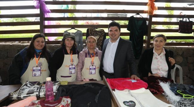 Buca Belediyesi'nden Türkiye'ye örnek kadın istihdam raporu