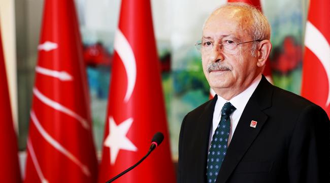 Kılıçdaroğlu'ndan Erdoğan'a: 'Seni gidi algıcı seni!'