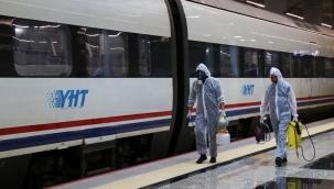 Bölgesel trenlerin sefer saatleri yeniden düzenlendi