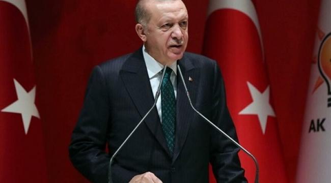 Erdoğan'dan yerli aşı mesajı