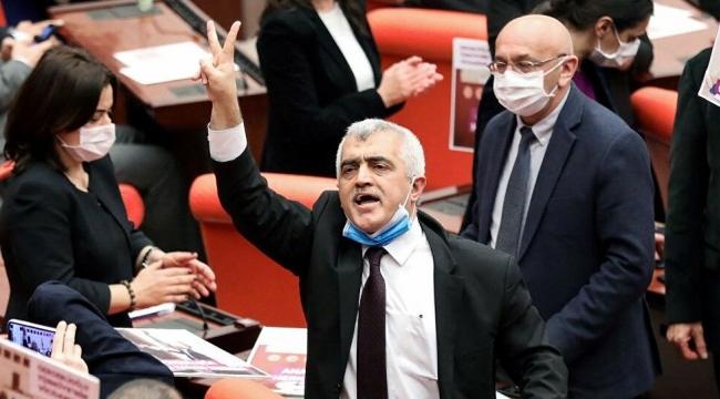 HDP'li Gergerlioğlu hakkında iddianame