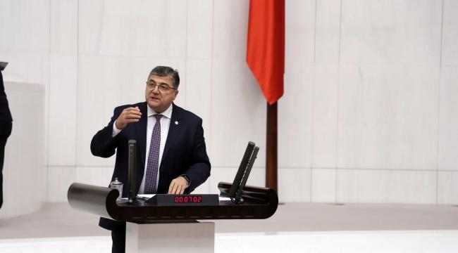 """Milletvekili Sındır, """"Çiftçinin kullandığı mazottan KDV ve ÖTV kaldırılmalıdır"""""""