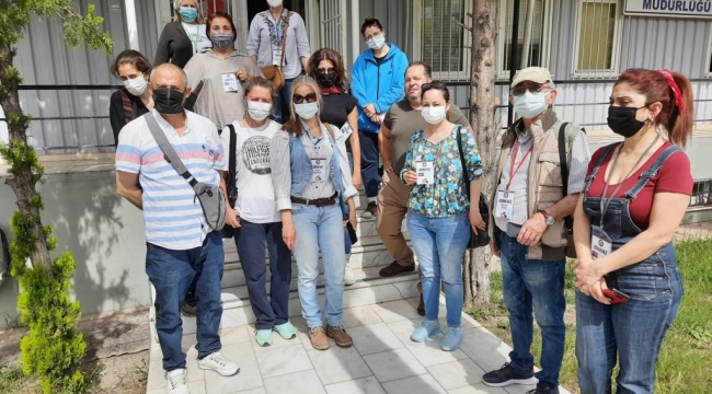 Çiğli Belediyesi tam kapanmada sokak sakinlerini unutmadı