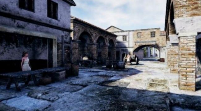 Efes Antik Kenti video oyunu oldu