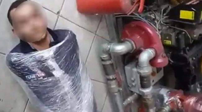 İzmir'de engelli genci streçe sarıp taciz edenlerin cezası belli oldu!