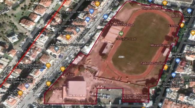 İzmir'in eski stadı için karar verildi: Millet Bahçesi oluyor!