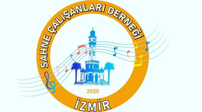 İzmir Sahne Sanatçıları Derneği birinci yılını doldurdu!
