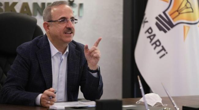AK Parti'li Sürekli'den Bergama itirazına tepki: Tamamen siyasi!