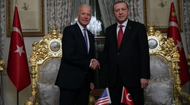Beyaz Saray'dan 'Erdoğan-Biden' zirvesi açıklaması