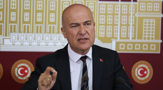 CHP'li Bakan: 'Türkiye ekonomisi ateş topuna dönecek'