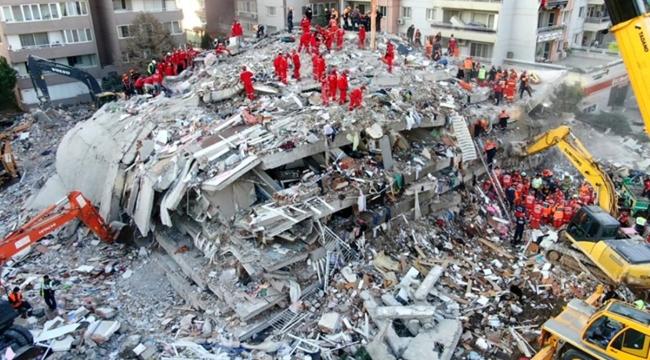 İzmir depreminde öldüren ihmal ortaya çıktı!