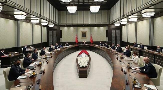 Cumhurbaşkanlığı kabine toplantısı iptal edildi