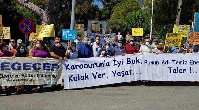 Karaburun'da RES zaferi: Mahkeme kararı verdi
