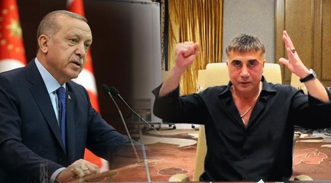 Sedat Peker tartışmasına Erdoğan da katıldı