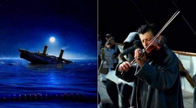 Serkan Güler yazdı: Titanik batarken..