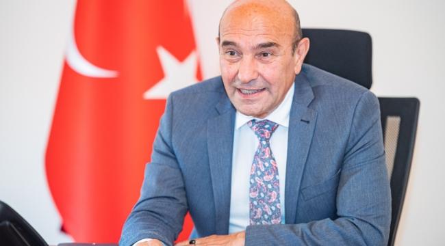 """Soyer: """"İzmir'in ekmeğini ve refahını büyütüyoruz"""""""