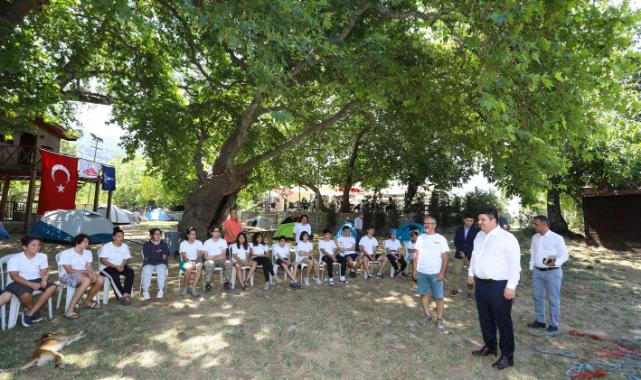 Erhan Kılıç'tan kamp tutkunlarına davet var!