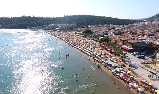 Menderes 9 günlük tatilde milyonları ağırladı!