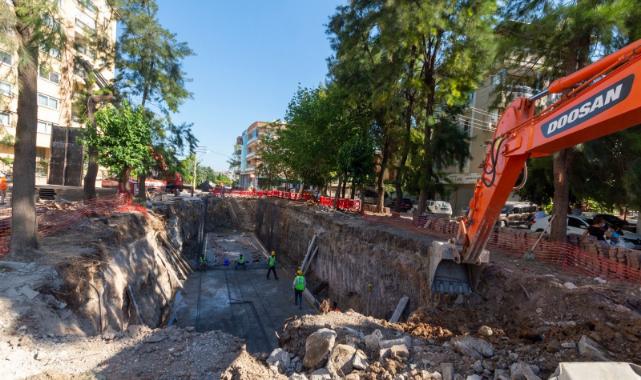 Buca'da geçici trafik düzenlemesi: O sokak 1 ay kapalı