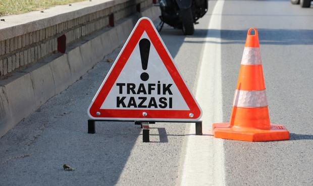 9 yaşındaki çocuk trafik kazası kurbanı!