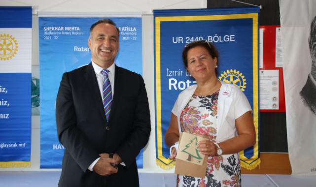 Bornova Rotary kulübü'nde gündem: Alzheimer hastalığından korunma yöntemleri