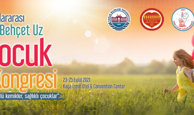 İzmir Çocuk Sağlığı Kongresi'ne Ev Sahipliği Yapacak