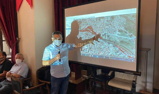 Selinos Antik Kanal Projesi UNESCO Bergama Danışma Kurulu gündeminde