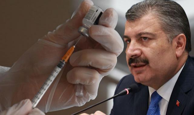 Bakan Koca'dan önemli aşı çağrısı: Zamanı gelen çok sayıda vatandaşımız var