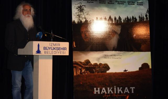 'Hakikat' filmi İzmir'de ilk kez seyirciyle buluştu