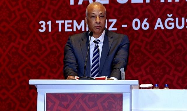 Merkez Hakem Kurulu (MHK) Başkanı Serdar Tatlı görevinden istifa etti