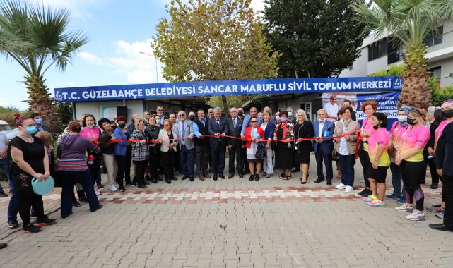 Sancar Maruflu STK Merkezi Açıldı
